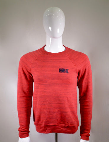 MBK Black/Red Shift Tee
