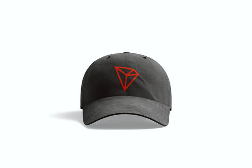 TRon TRX Crypto Dad Hat