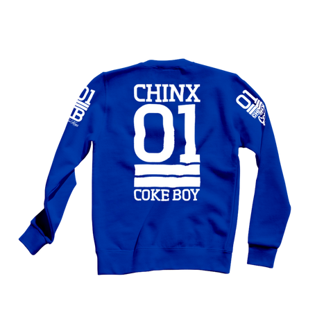 YAY Chinx 01 Jersey