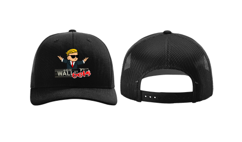Wall Street Bets Trucker Hat