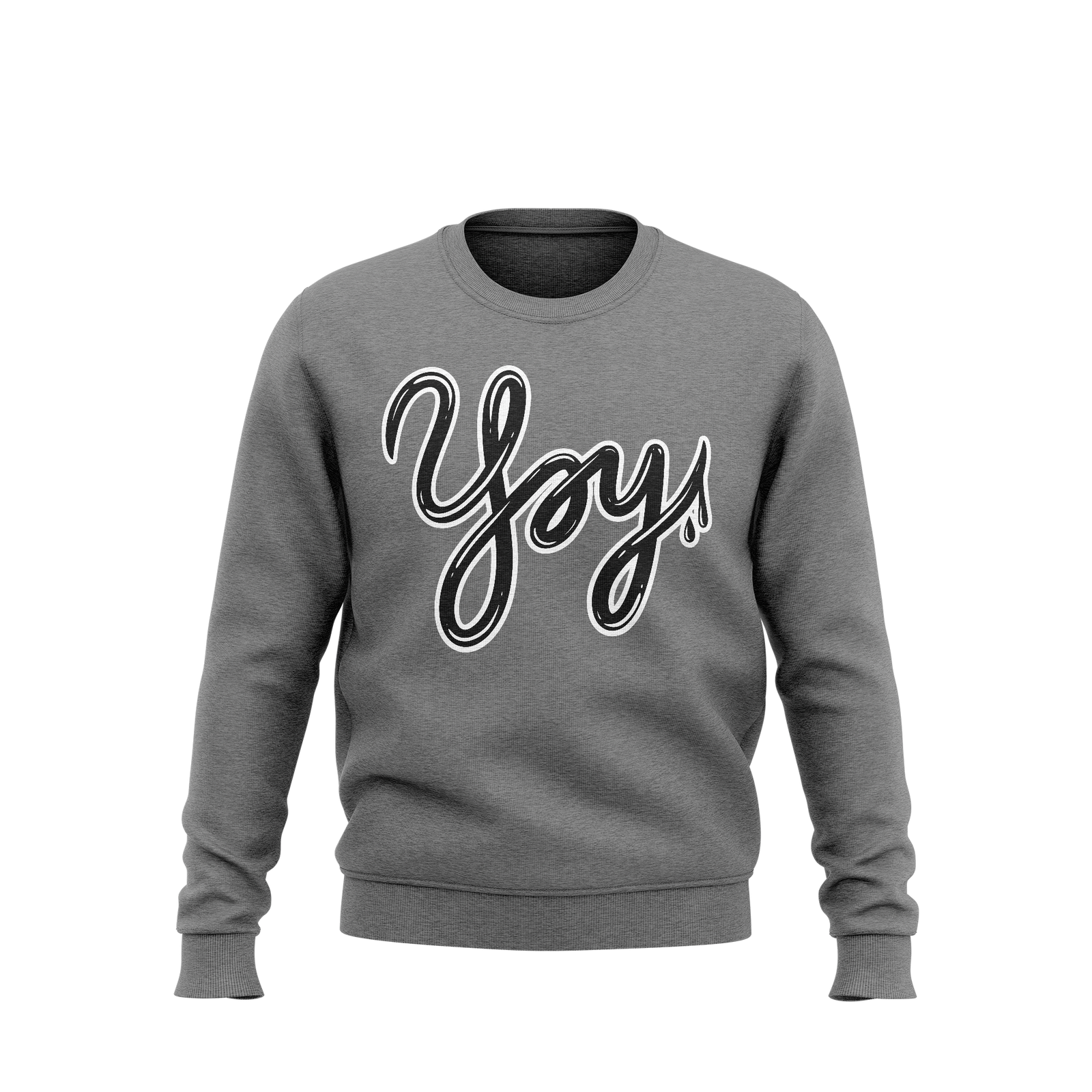 YAY Slick Crewneck Sweatshirt