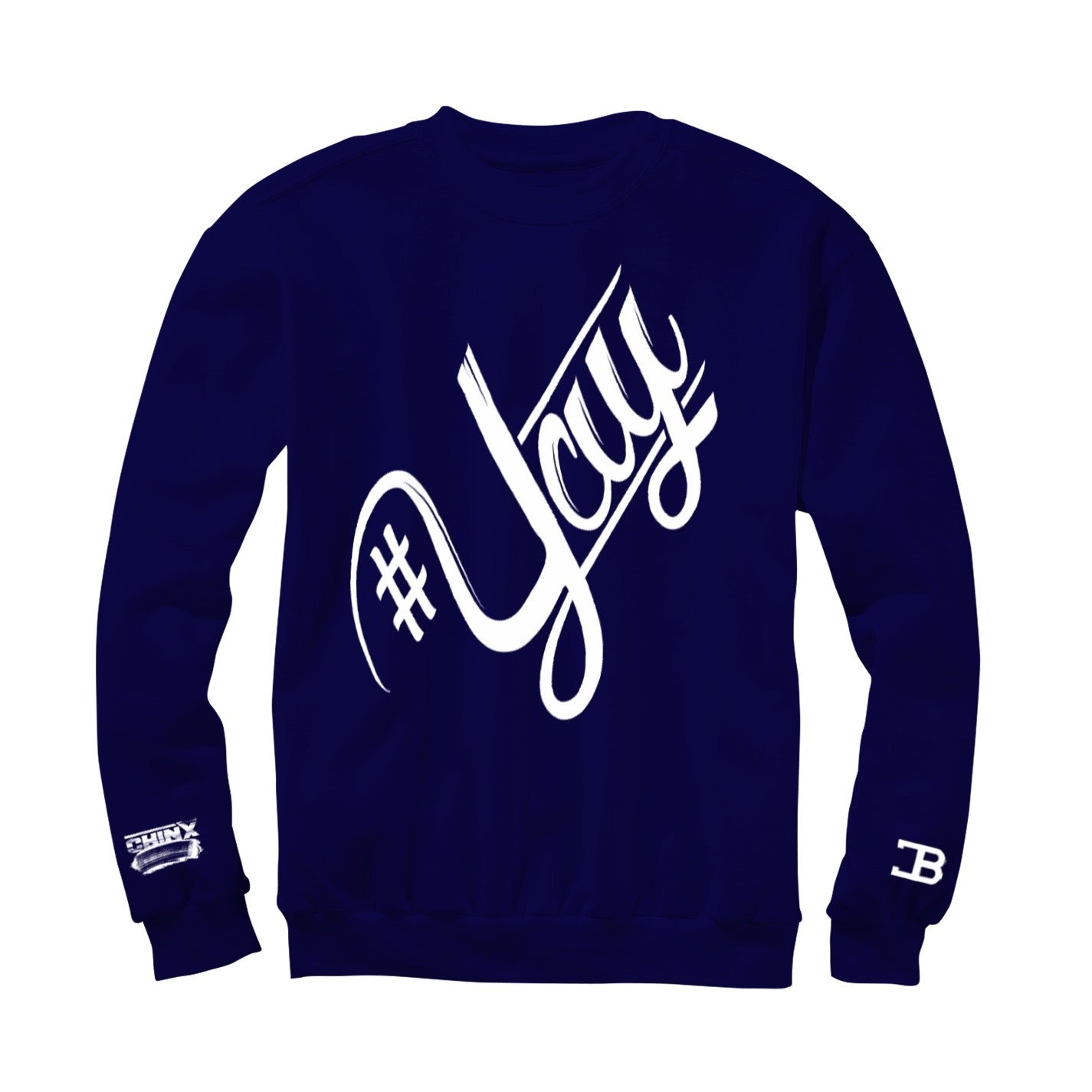 Chinx #yay Crewneck Sweatshirt