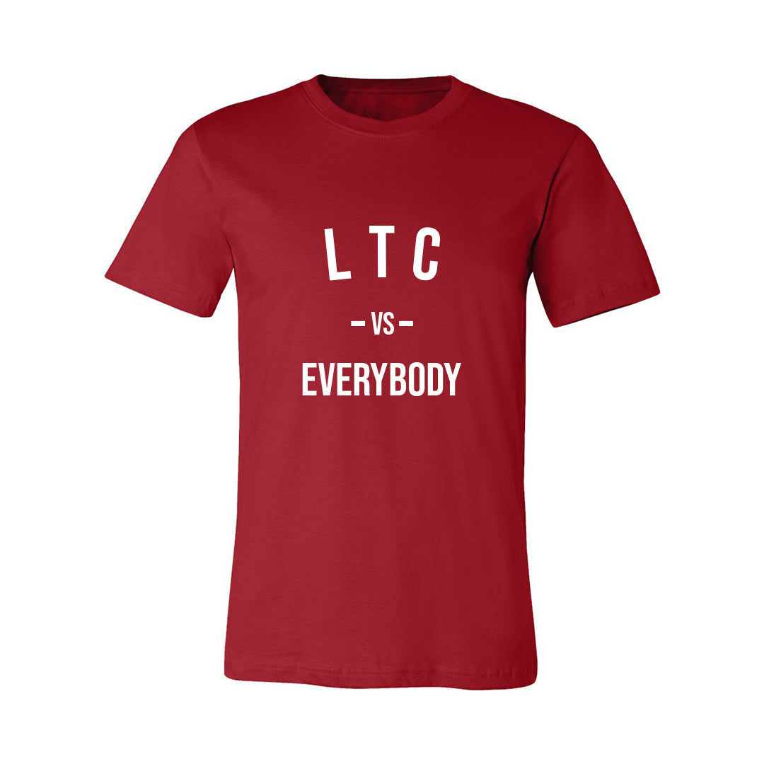 LTC vs Everybody Tee