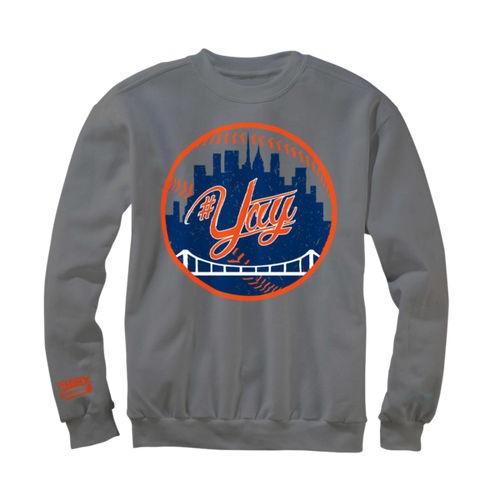 Chinx Yay Mets Crew Neck
