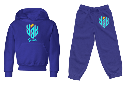 Junior New Yay Pullover Sweatsuits