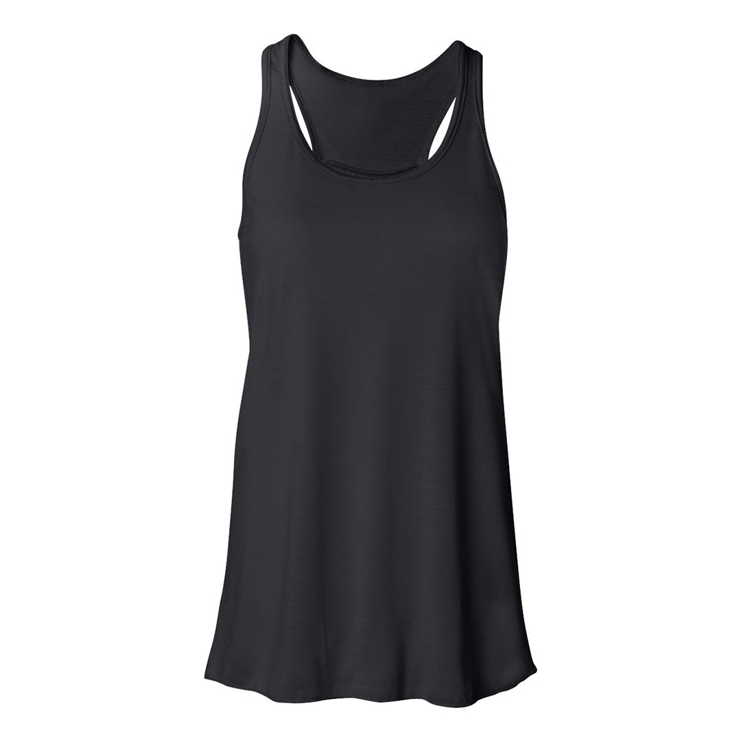 Rich Hipster Racer Back Tank Top