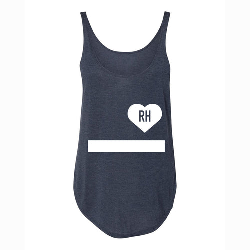RichHipster Racer Tank Top