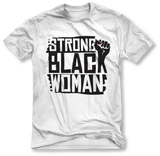Strong Black Woman Fist Tee