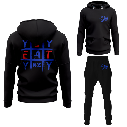 Men's Tic Tac Yay Pullover Sweatsuits