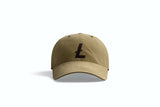 Litecoin LTC Crypto Dad Hat