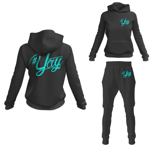 Women's Classic Yay Pullover Sweatsuits