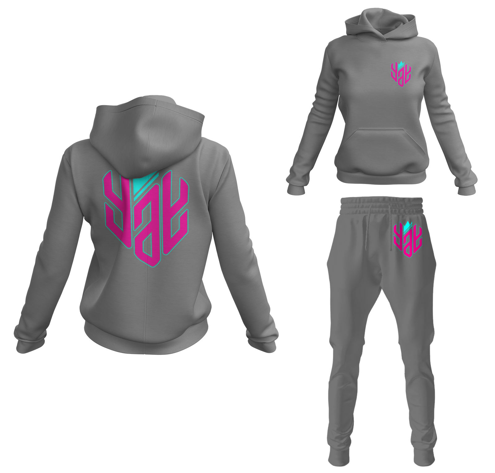 Women's New Yay Pullover Sweatsuits
