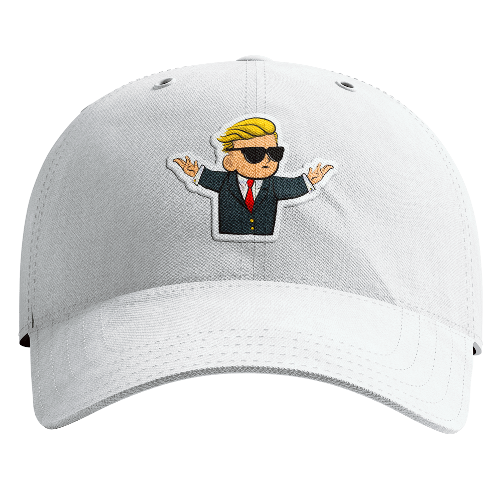 Wall Street Bets Dad Hat
