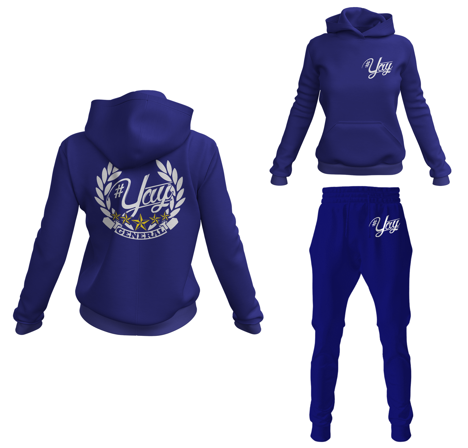 Women's General Yay Pullover Sweatsuits