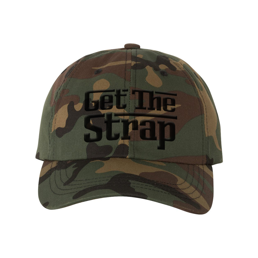 Get The Strap Dad Cap