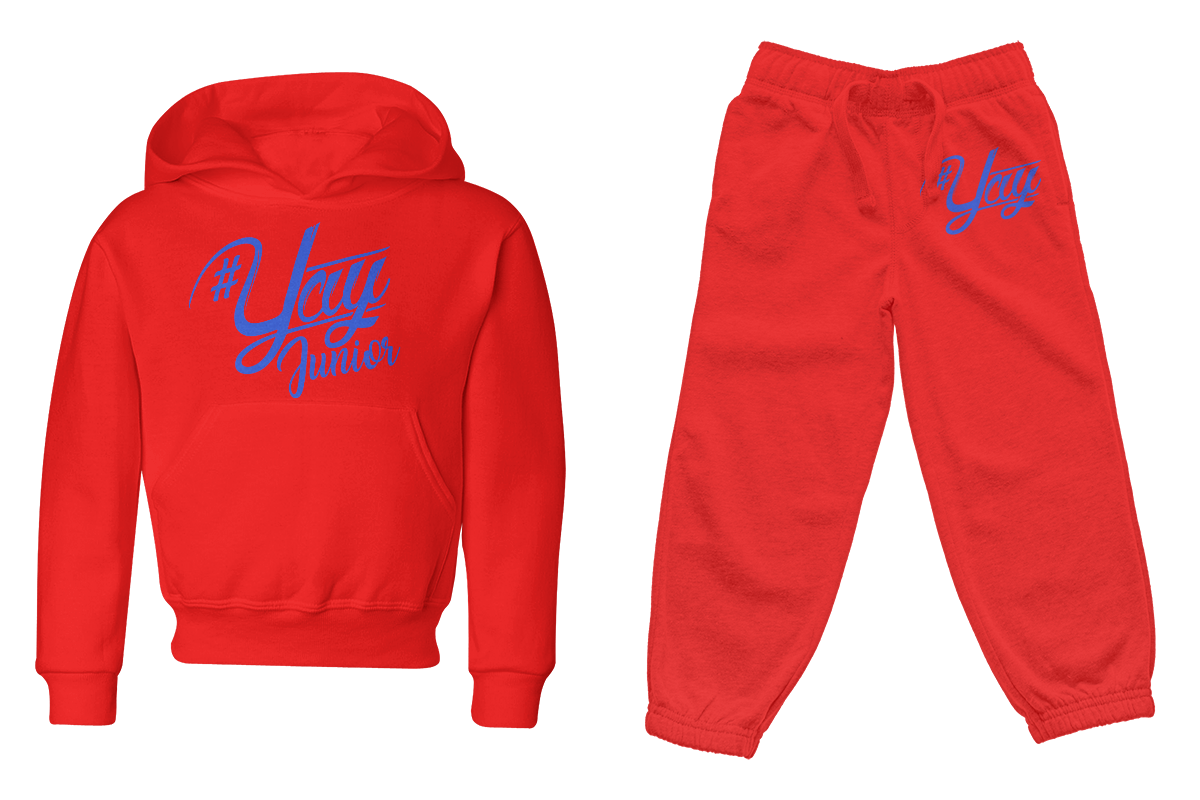 Junior Classic Yay Pullover Sweatsuits