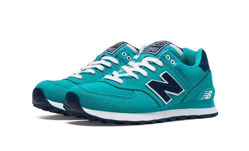 New Balance Polo Pack Green Marine WL574POA