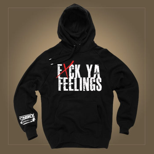 Chinx Fxck Ya Feelings Black Hoodie