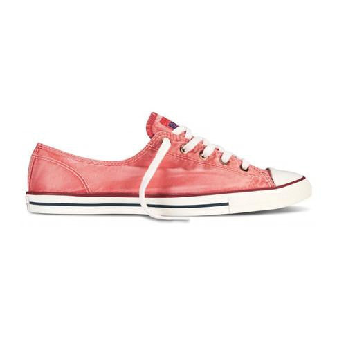 WOMEN'S CHUCK TAYLOR CT 547174F FANCY SUPERNOVA WASH SHOES BLUSH