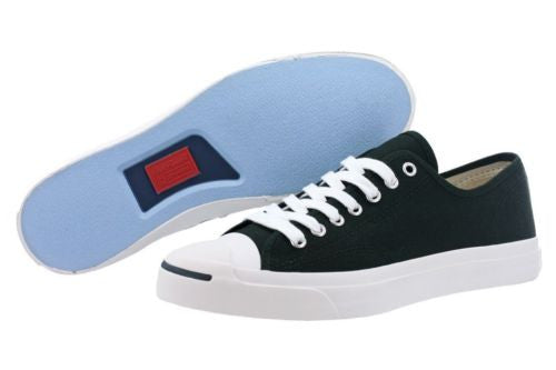 Converse Jack Purcell® Black CP Canvas Low Top 1Q699 4