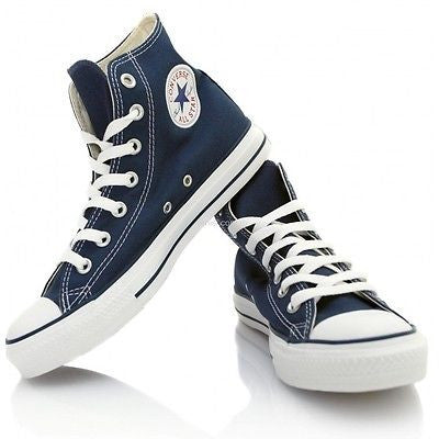 79eb8fd950ed Converse Chuck Taylor All Star Shoes (M9622) Navy Hi Top – FOUR ...