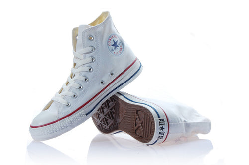 Converse Chuck Taylor All Star Shoes (M7650) Optical White Hi Top