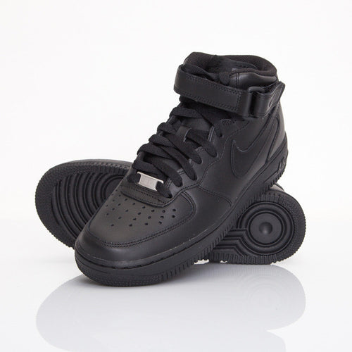 Black Air Force 1 Mid 07 315123 001