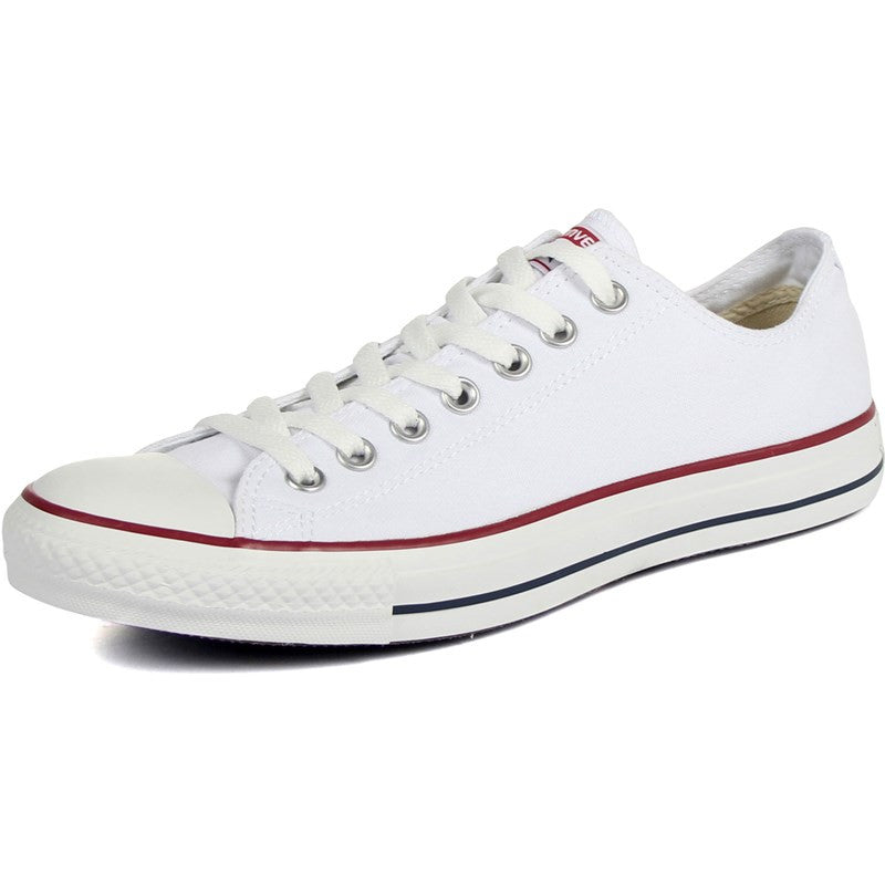 65e52000f791 Converse Chuck Taylor All Star Shoes (M7652) Low Top in Optical White ...