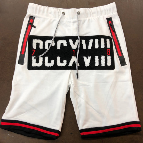 718 Patch Shorts