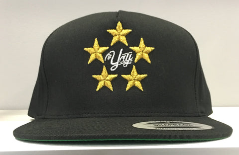 Four Kings Script Snapback