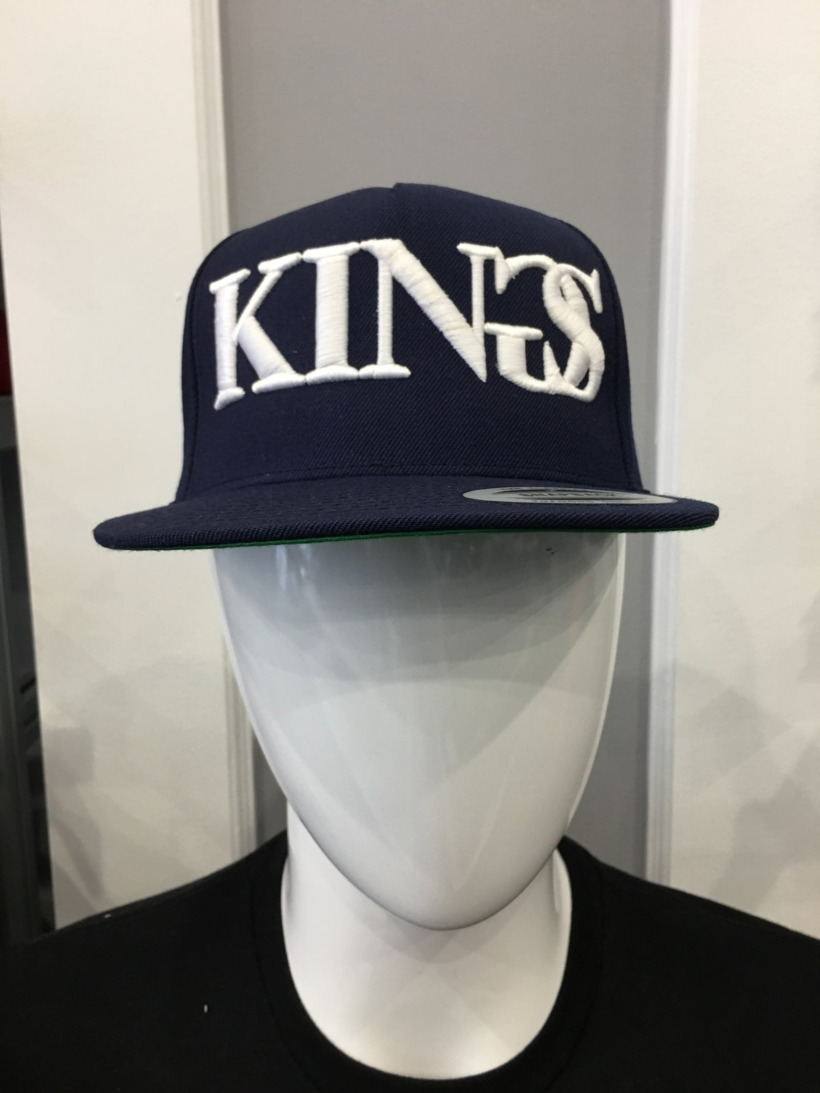 Four Kings Snapback White