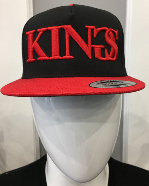 Four Kings Snap Back Red