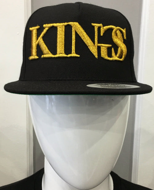 Four Kings Snapback Gold Edition