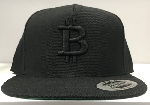 Bitcoin Hat Crypto Currency