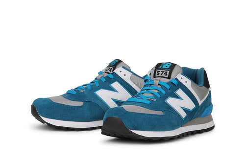 New Balance 574 Blue/Silver ML574CPD