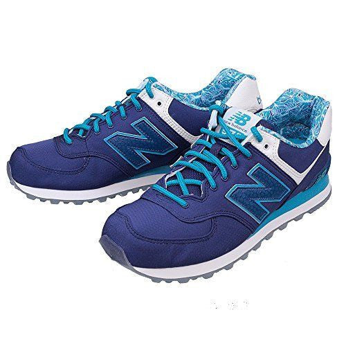 New Balance Classics Retro Blue White Lifestyle Sneakers ML574ILB