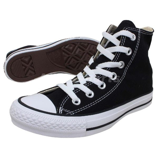 f6ee1073a8aa Converse Chuck Taylor All Star Shoes (M9160) Hi Top in Black – FOUR ...
