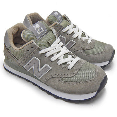 newest collection 7bd37 36504 New Balance 574 Women's Gray W574GS