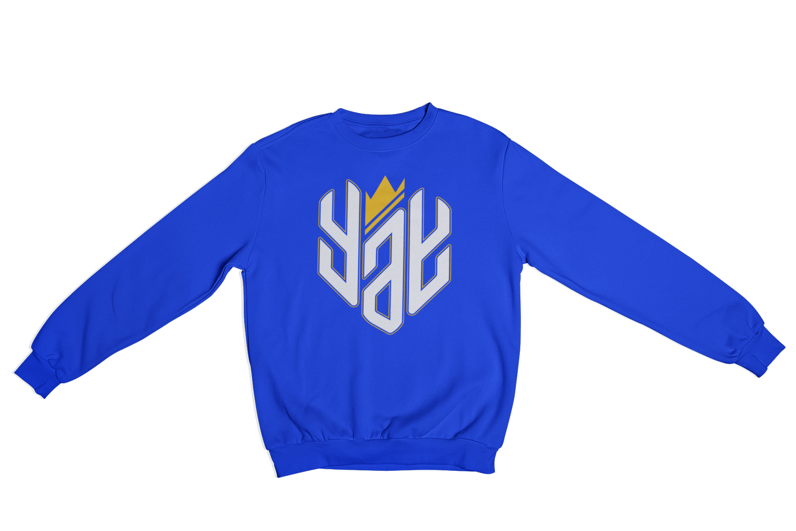 Crowned YAY Crewneck Sweatshirt