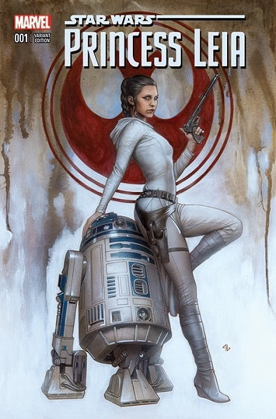 Star Wars: Princess Leia #1 Variant Comic