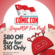 SingaPOP Fun Pack $80 Dollar Off!
