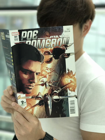 Star Wars: Poe Dameron #1 - Emerald City Comic Con