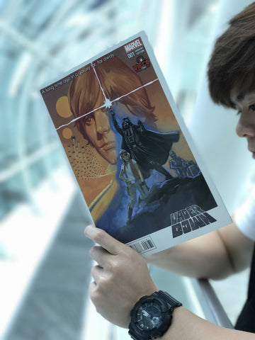 Star Wars: Vader Down #1 Vienna Comic Con Variant