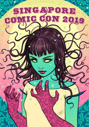 Tara McPherson Exclusive SGCC 2019 T-Shirt