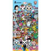 tokidoki x STGCC Sports Towel