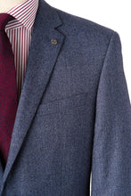 Detail of Merino Wool Jacket