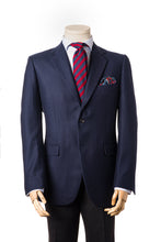 Rex Navy Blue Wool & Cashmere men's Jacket by Christakis