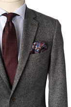 Detail of Tweed Jacket