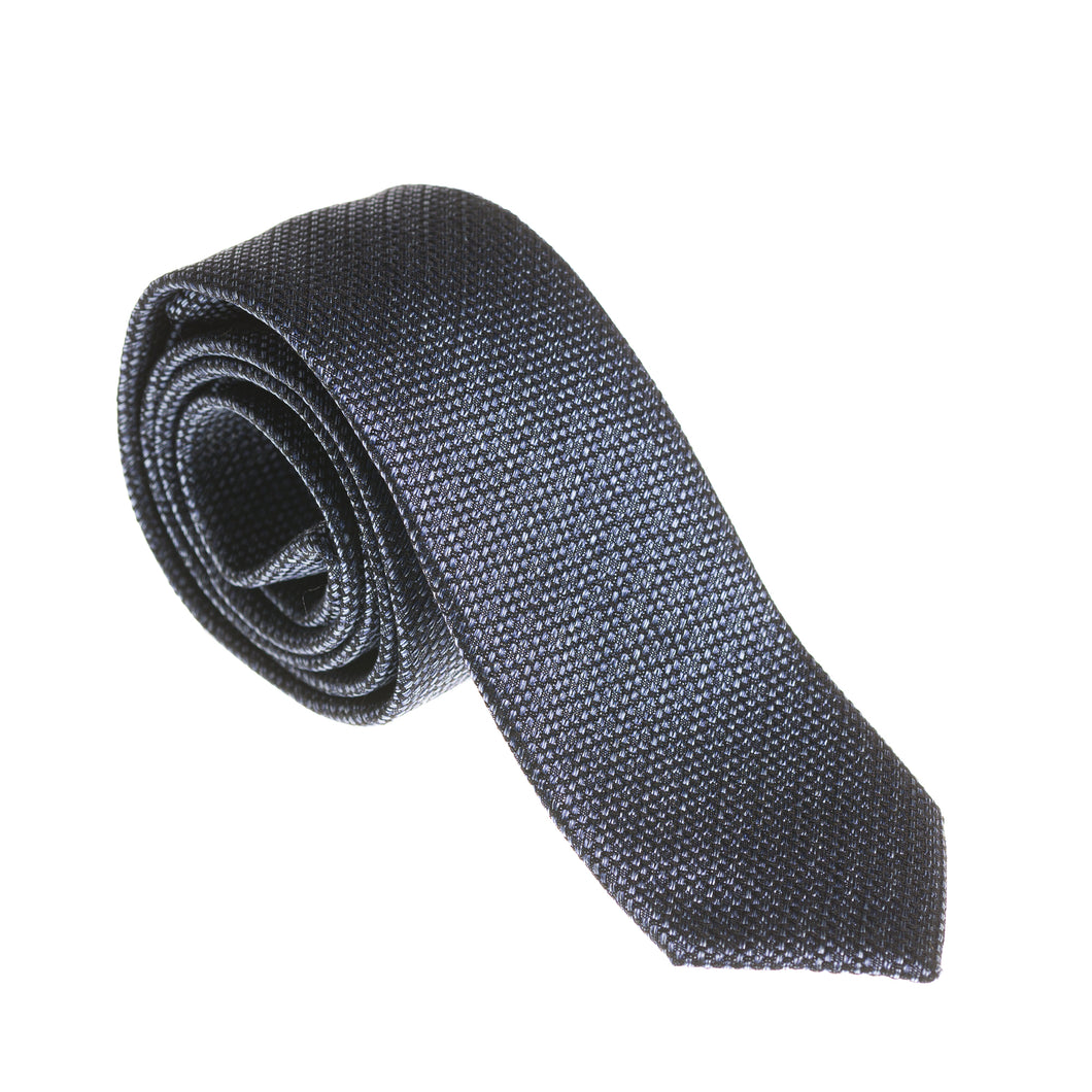 Brera Blue RAF Silk & Cotton Tie