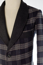 Camel Wool Men's Smoking Jacket handmade by Christakis Athens